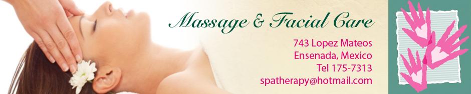 Massage and Facial Care Ensenada